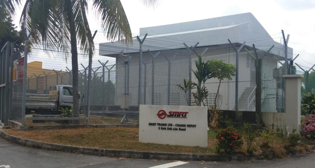 Changi Depot-SMRT