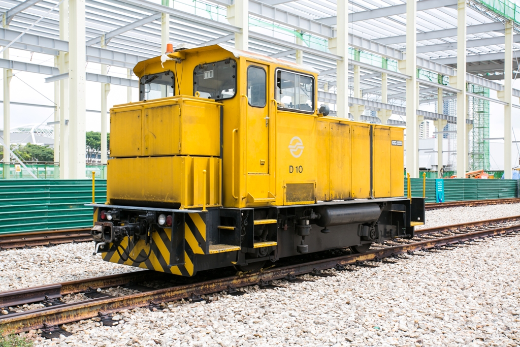 CKG Diesel Locomotives