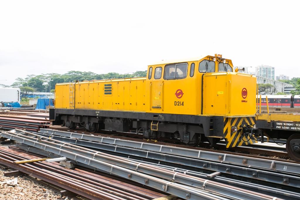 Deli Diesel Locomotive