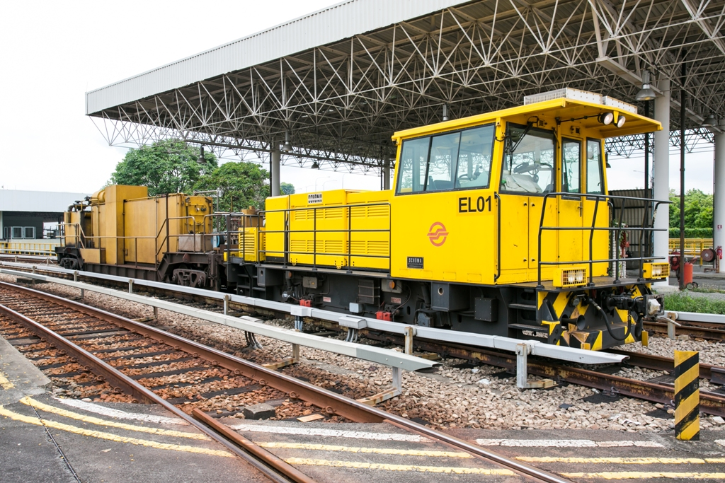 Schöma Electrical Locomotive
