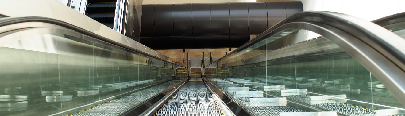 Bras Basar Circle Line Station is 6 levels deep