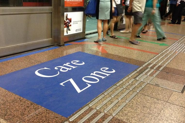 SMRT Care Zones