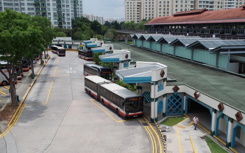 Choa Chu Kang SMRT Buses