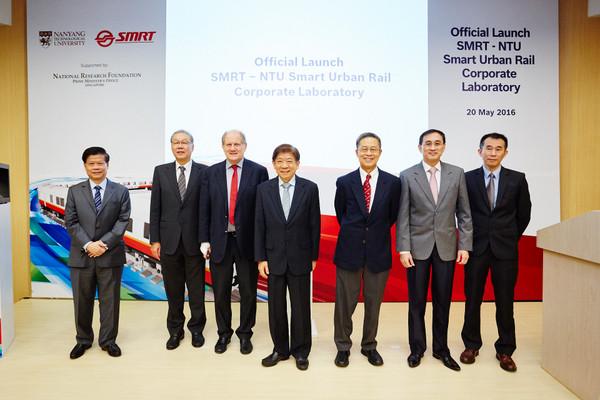 SMRT NTU Corp Lab